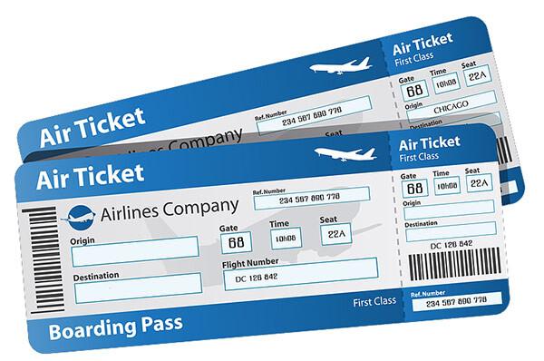 لیست قیمت بلیت هواپیما در مسیرهای داخلی در سال 91