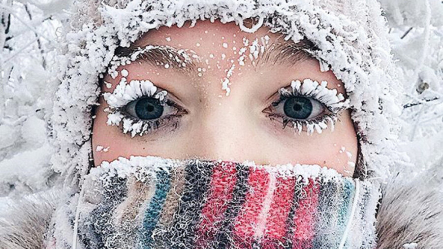 اویمیاکن، زندگی در سردترین روستای جهان!