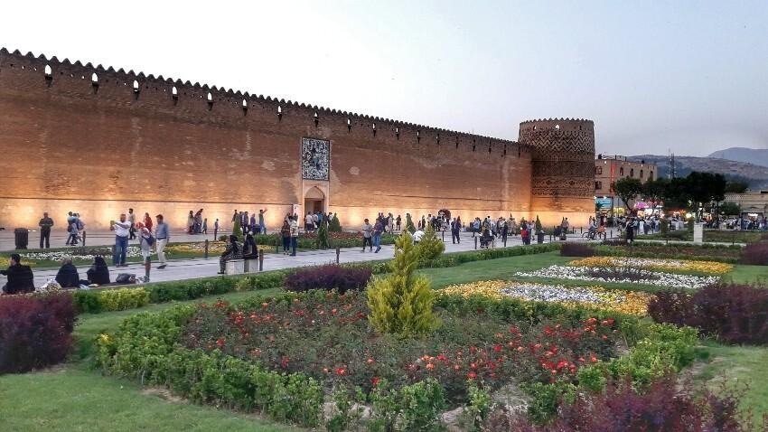 ارگ کریم خان، الماس درخشانی که شیراز را نورانی می کند