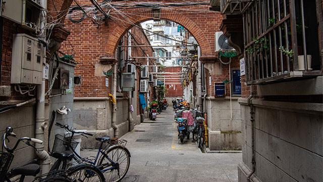 خفت گیری در شانگهای