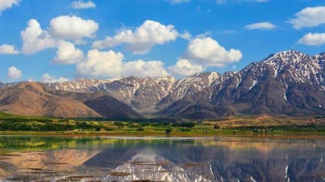 سیری در بهشت آباد (سفرنامه چهارمحال و بختیاری)