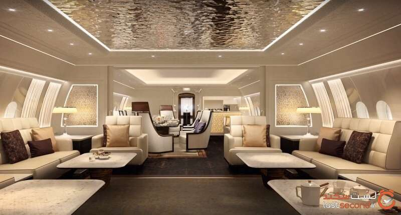 هواپیما بوئینگ 777-9 BBJ