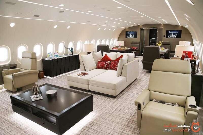 بوئینگ BBJ 787-8