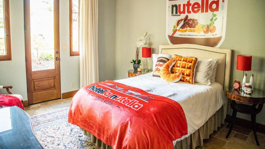 هتل نوتلا، هتلی برای عاشقان شکلات!