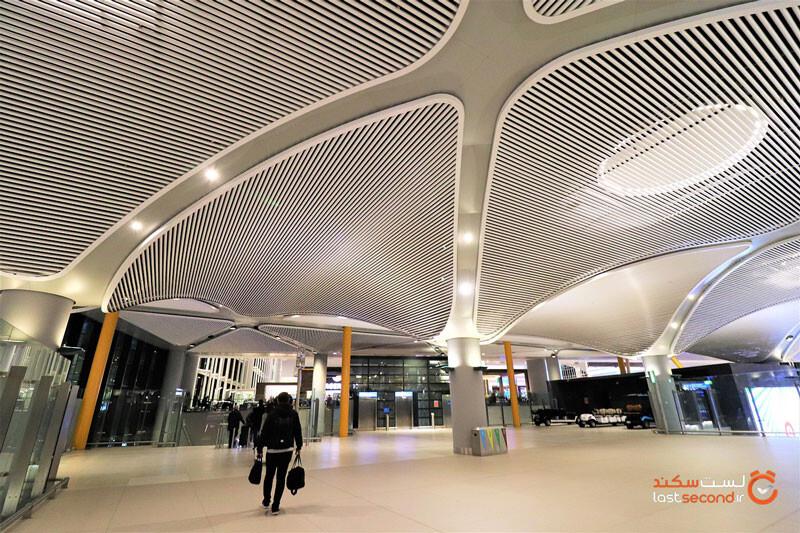 فرودگاه استانبول جایزه بهترین فرودگاه اروپا در تحول دیجیتال را دریافت کرد