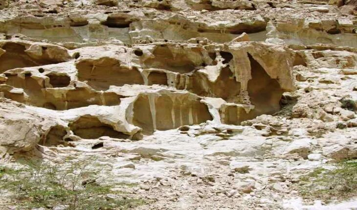 شگفتانه غارهای بان مسیتی در سرزمین همیشه بهار چابهار