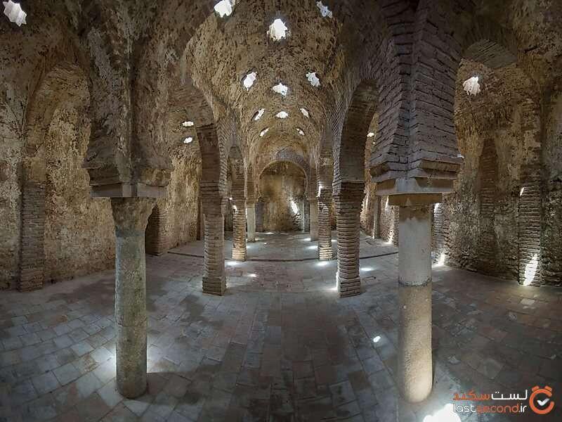 حمام عربی