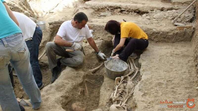 قبرستان اسلامی اسپانیا