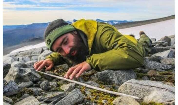 ذوب یخها باعث کشف 68 نیزه باستانی شد