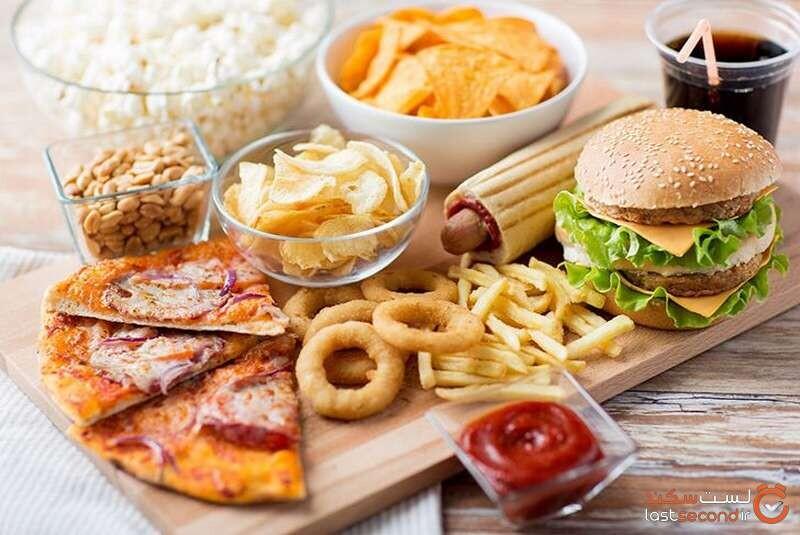 دانستنی های جالب از غذا و رستوران ها