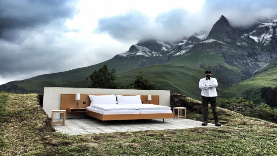 هتل نول استرن، بی در و پیکرترین هتل دنیا!