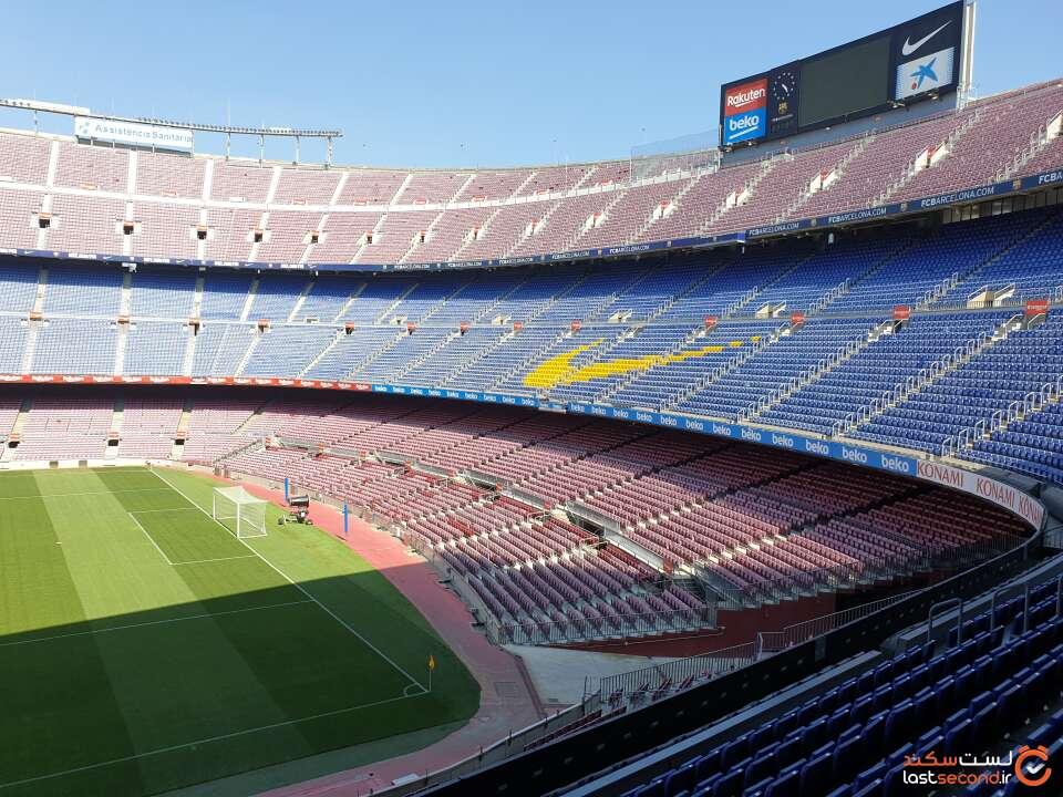 استادیوم بارسلونا