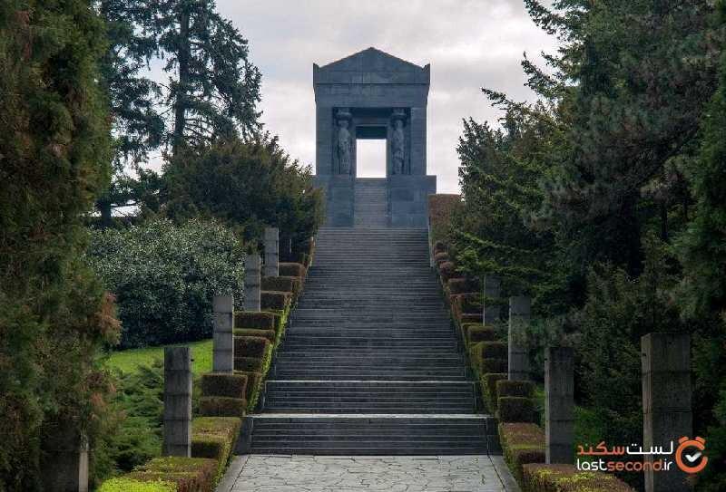 مقبره یادبود بلگراد