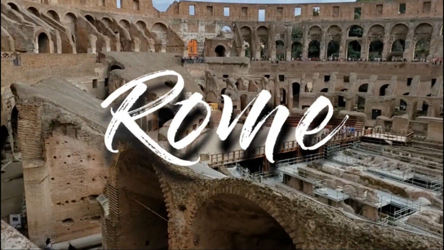 رُم، شهر اَبَدی