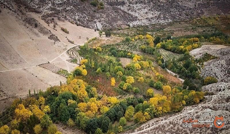 روستای درکش خراسان
