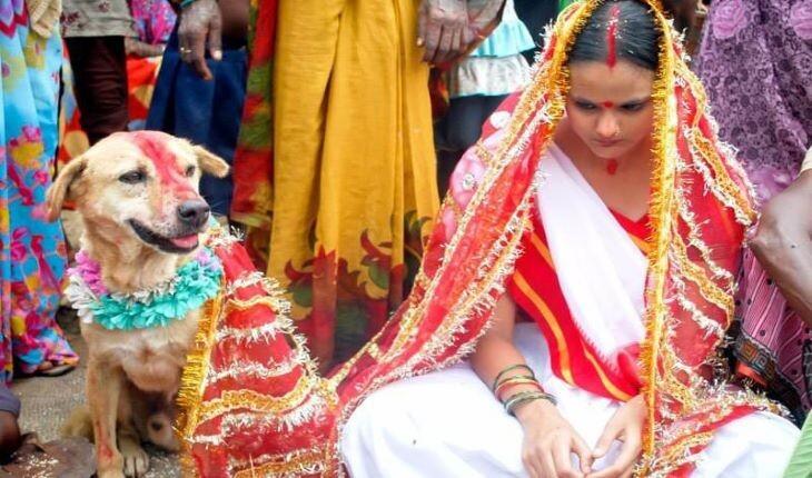 عجیب ترین مراسمی که در هند انجام میشود