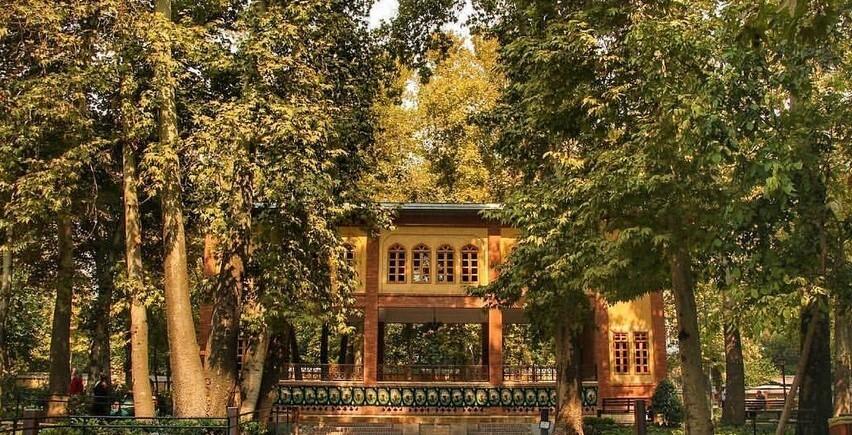 بهشتی کوچک در پایتخت؛ باغ ایرانی