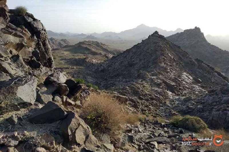 کوه لوچو زاهدان