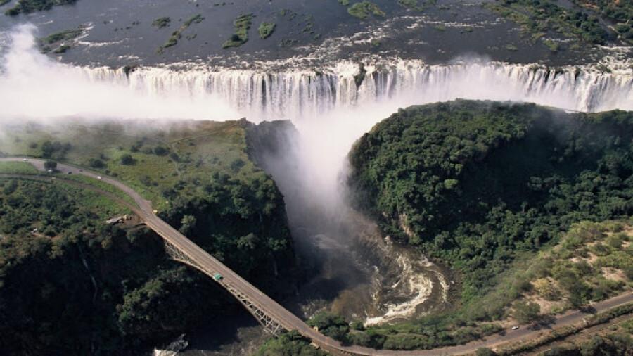 پارک ملی آبشار ویکتورا