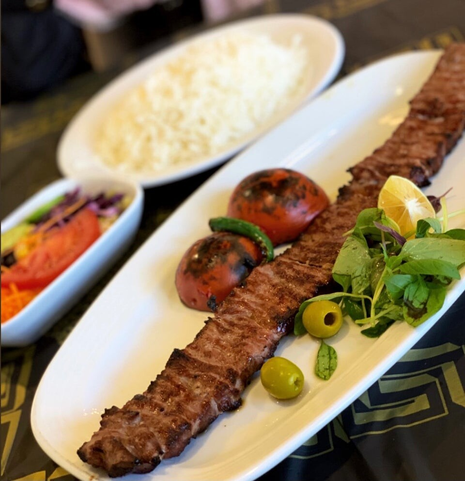 Valieasr Kebab Tabriz