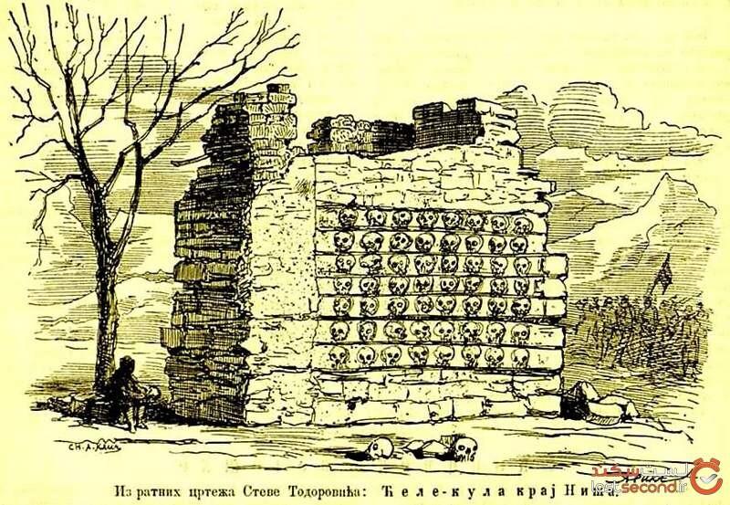 برج جمجمه نیش