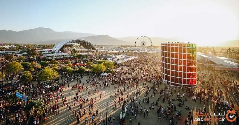 فستیوال های آمریکا