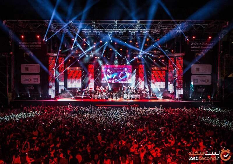 فستیوال مراکش