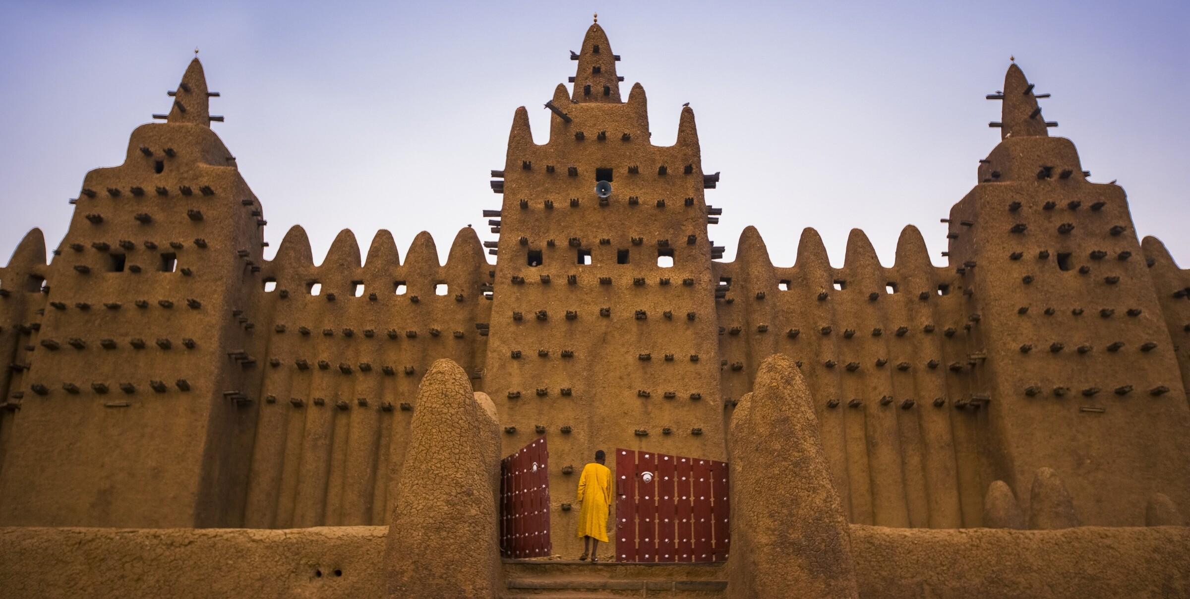 جنه (Djenne)، تمدنی 5000 ساله قدیمیترین شهر آفریقا