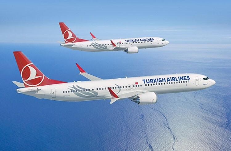 تخفیف ۴۰ درصدی پروازهای بینالمللی ترکیش ایرلاینز