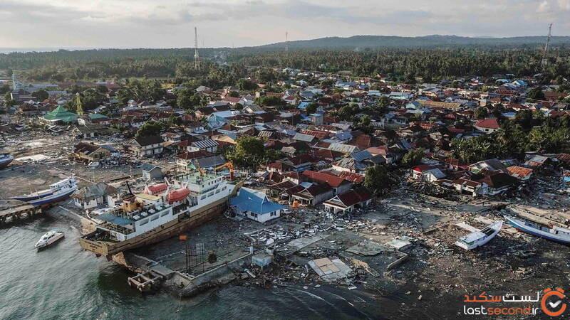 سونامی اندونزی