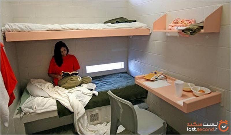 زندان سانتا آنا آمریکا