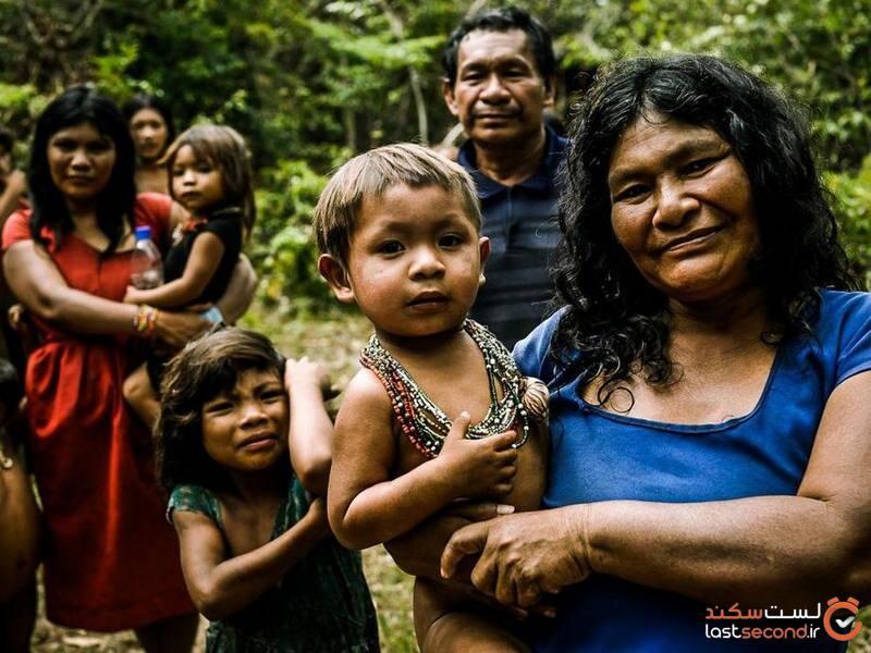 قبیله پیراها