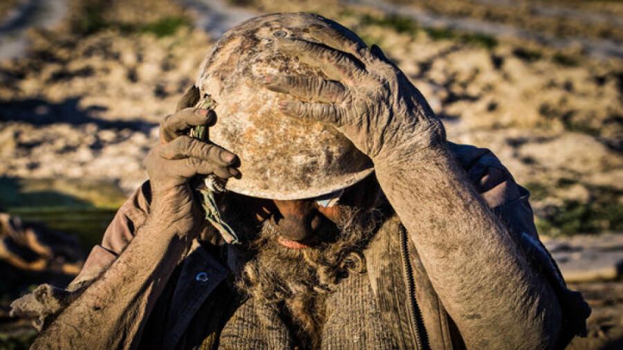 حاجی عمو، مردی که 60 سال حمام نرفته است!