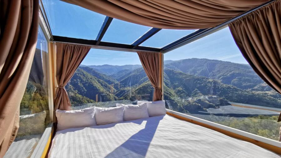 هتل اکو مریسی، چشمانداز فوقالعاده در گرجستان!
