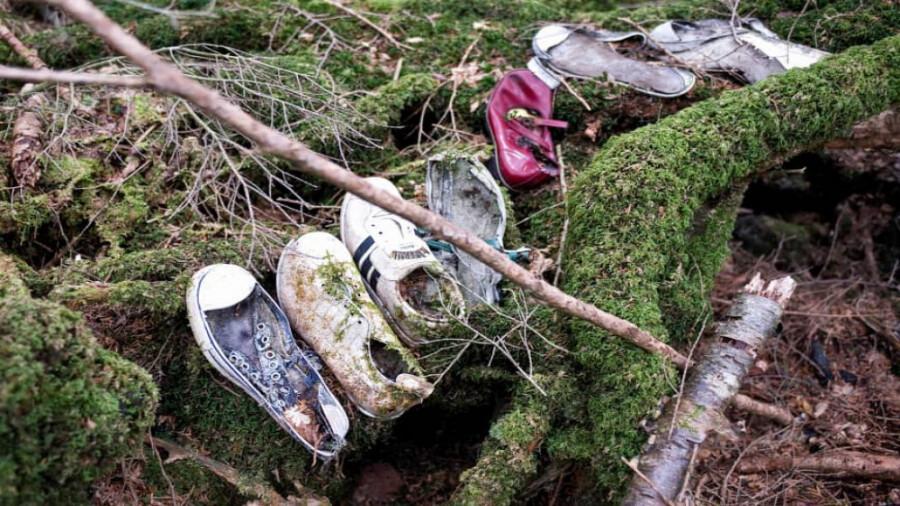 جنگل خودکشی در ژاپن!