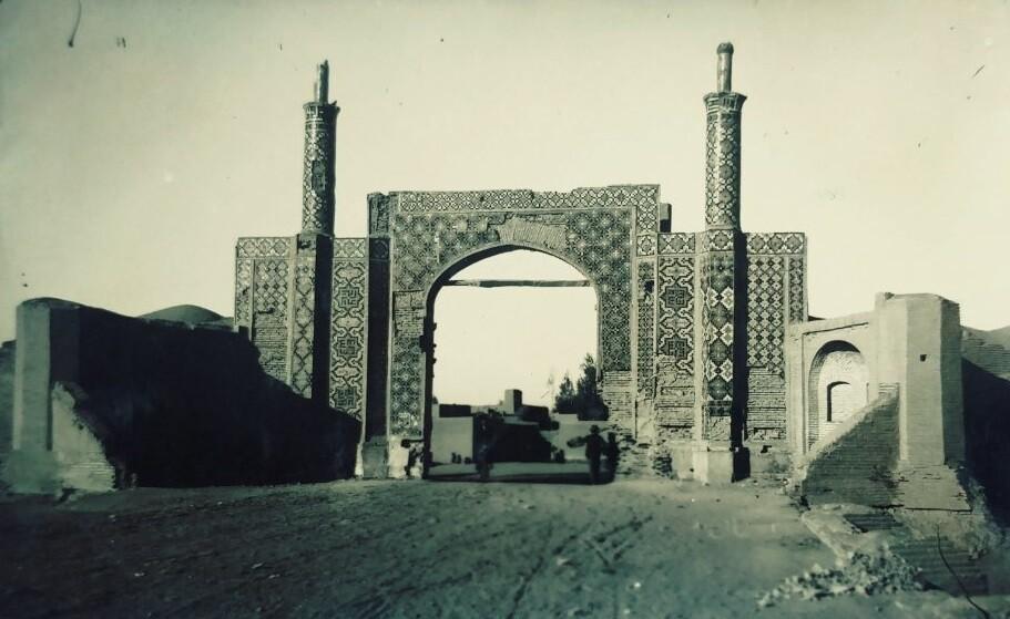 دروازههای تهران از گذشته دور تا دارالخلافه ناصری