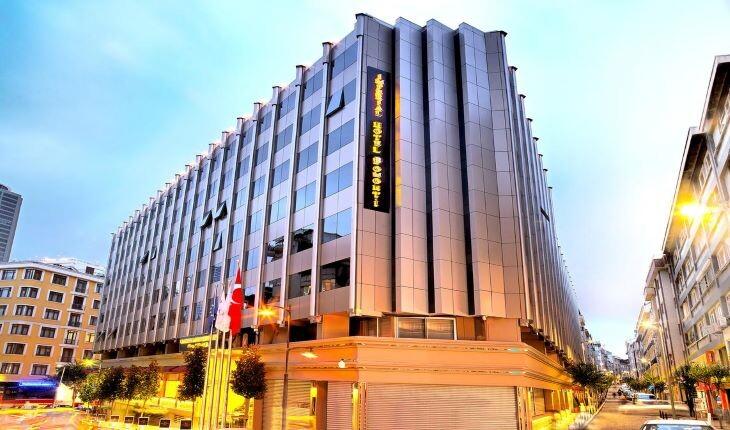 هتل مرکیور بومنتی استانبول (Mercure Bomonti Hotel)