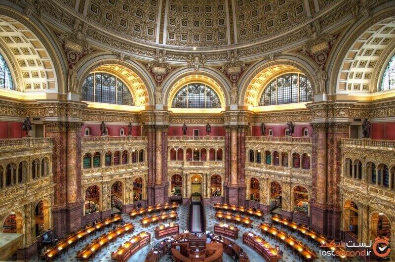 کتابخانه کنگره آمریکا