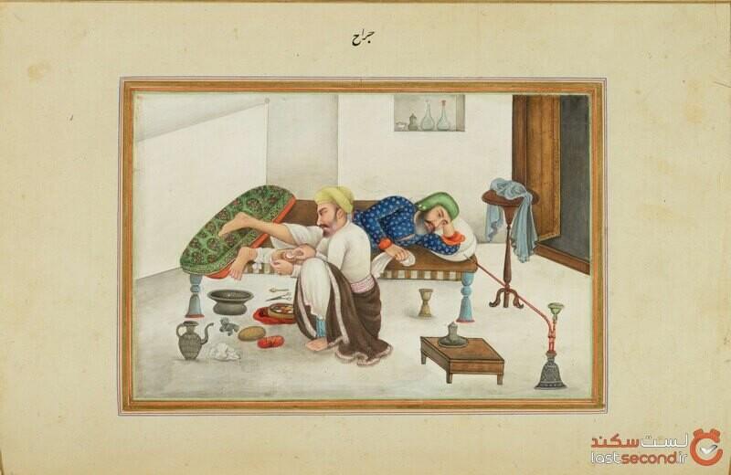 کتاب ایرانی در کتابخانه ملی کنگره آمریکا