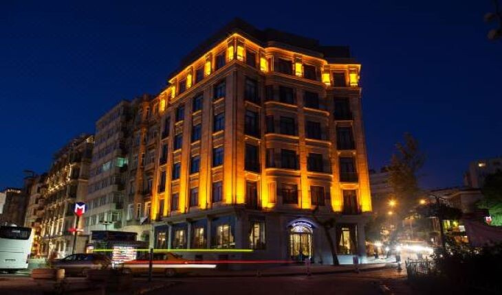 هتل دارو سلطان گالاتا استانبول (Daru Sultan Galata Hotel)