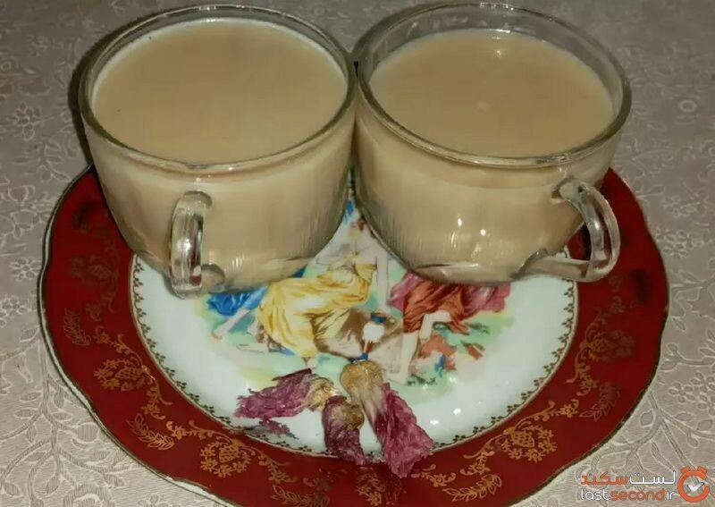 شیرچای