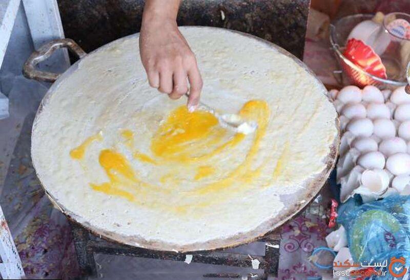 نان محلی
