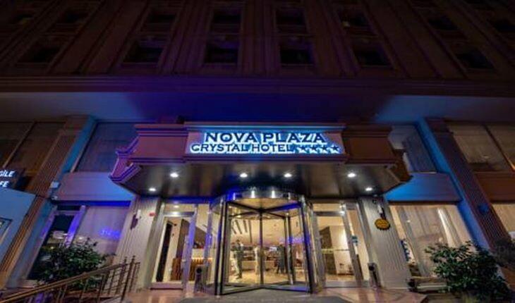 هتل نوا پلازا کریستال استانبول ( Nova Plaza Crystal Hotel)