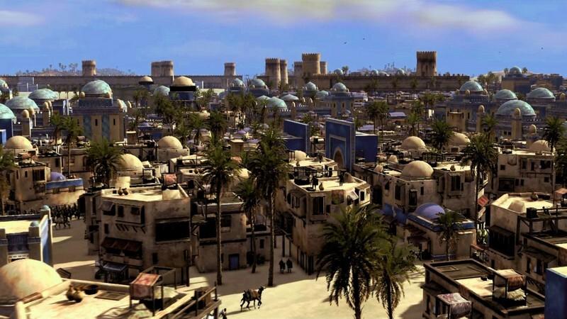 شهرهایی باستانی که در گذر زمان از بین رفته، گم و ناپدید شدند