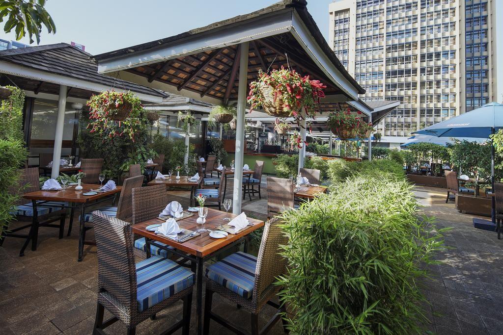 هتل هیلتون نایروبی