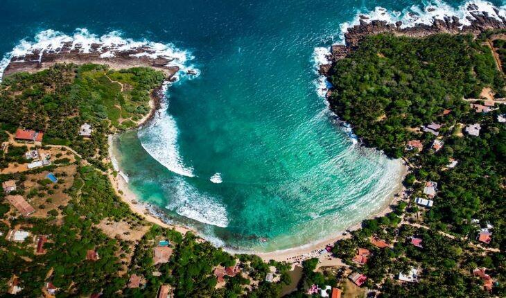 معرفی محبوبترین سواحل سریلانکا