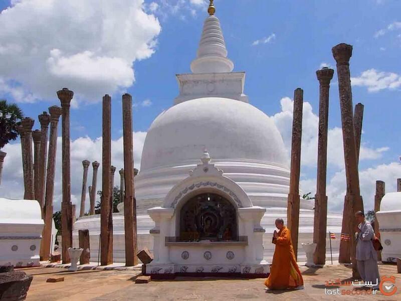 معابد بودایی سریلانکا