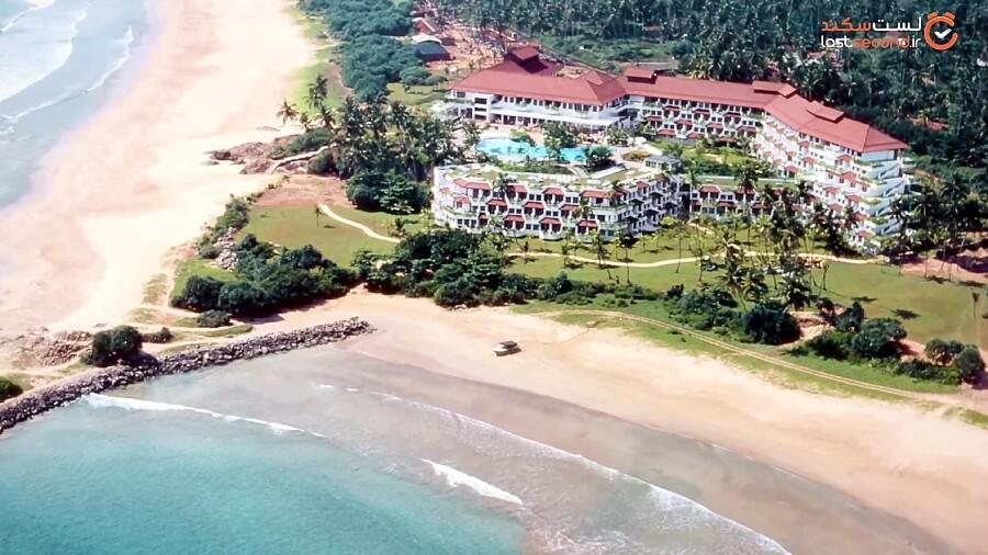 تاج بنتوتا ریزورت، بهشت ساحلی را در این هتل سریلانکایی تجربه کنید!