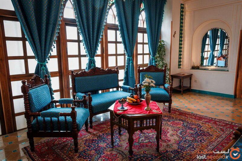 بوتیک هتل قصر منشی