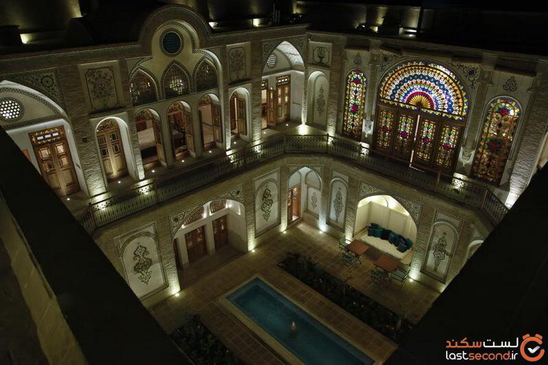 عمارت بوتیک هتل سوریجان